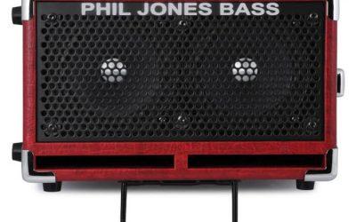 Phil Jones Bass BG-110 Bass Cub – Bass Combo, 110 Watt – Red