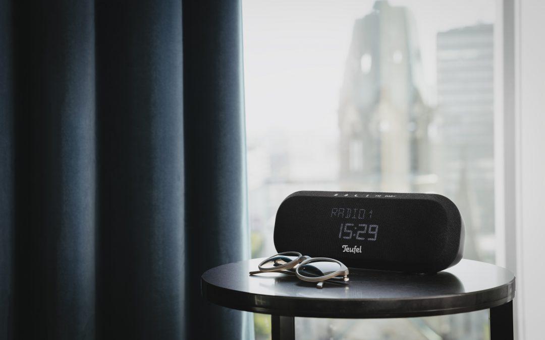 RADIO ONE – der HiFi-Wecker vom Teufel