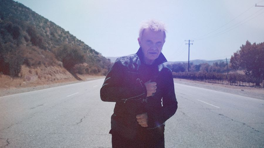 BILLY IDOL – THE ROADSIDE EP, neuer Song & Video