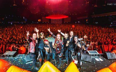 """HELLOWEEN – neues Album """"Helloween"""" erschienen, neue Single """"Best Time"""" veröffentlicht, Tour bestätigt"""