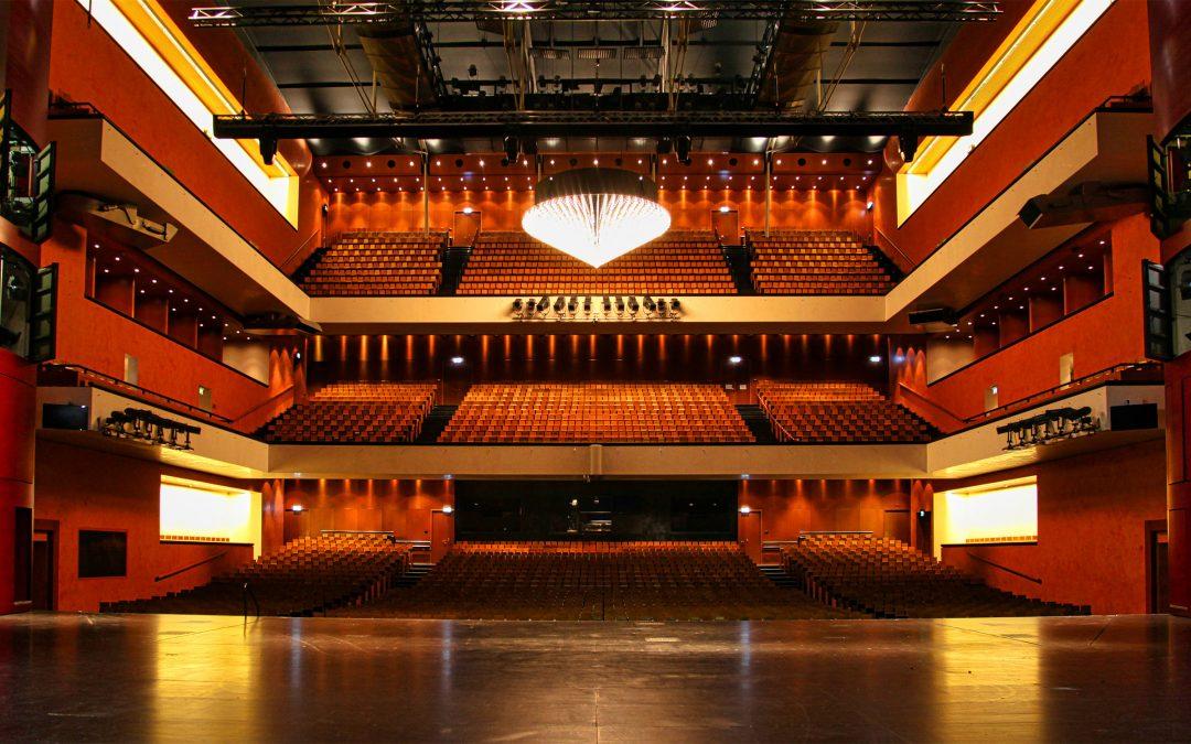 Alcons Audio beschallt das Festspielhaus Baden-Baden
