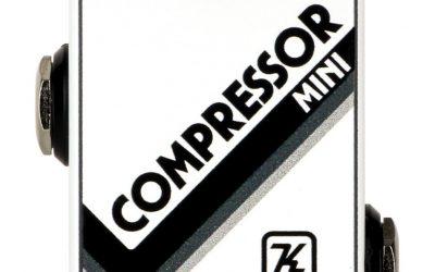 Keeley Compressor Mini – Compressor / Sustainer / Boost