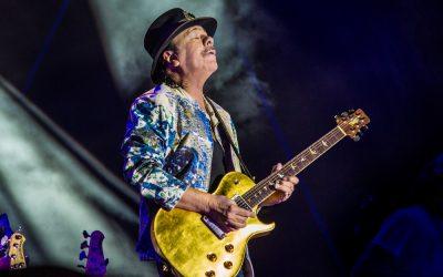 """Carlos Santana kündigt für den 15. Oktober sein Album """"Blessings And Miracles"""" an & veröffentlicht erste Single """"Move"""" mit Rob Thomas"""