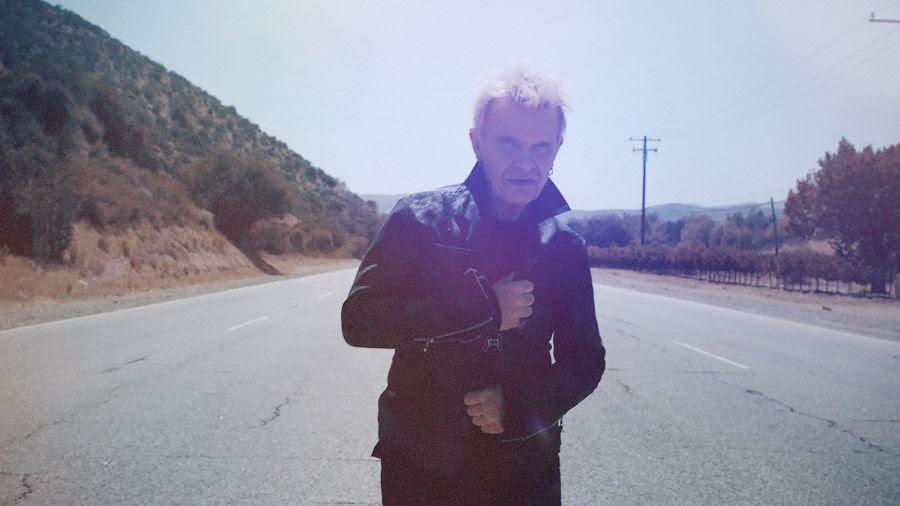 BILLY IDOL – The Roadside EP
