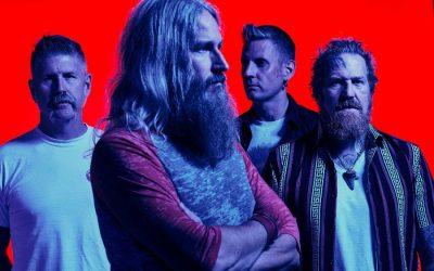 Im Juni 2022 spielen Mastodon Konzerte in Deutschland