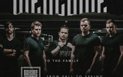 FROM FALL TO SPRING veröffentlichen neue Single / Video