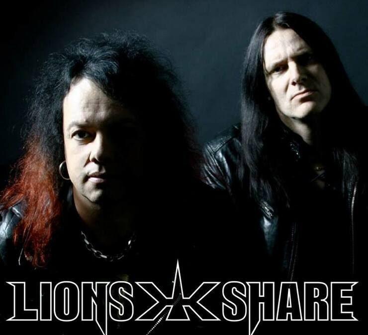 LION'S SHARE stellen neue Single vor
