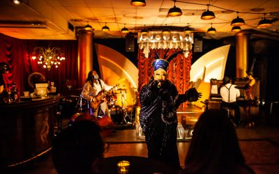 Ushers immersive Ushh: Backstory Pass Show im Caesars Palace Las Vegas mit Meyer Sound