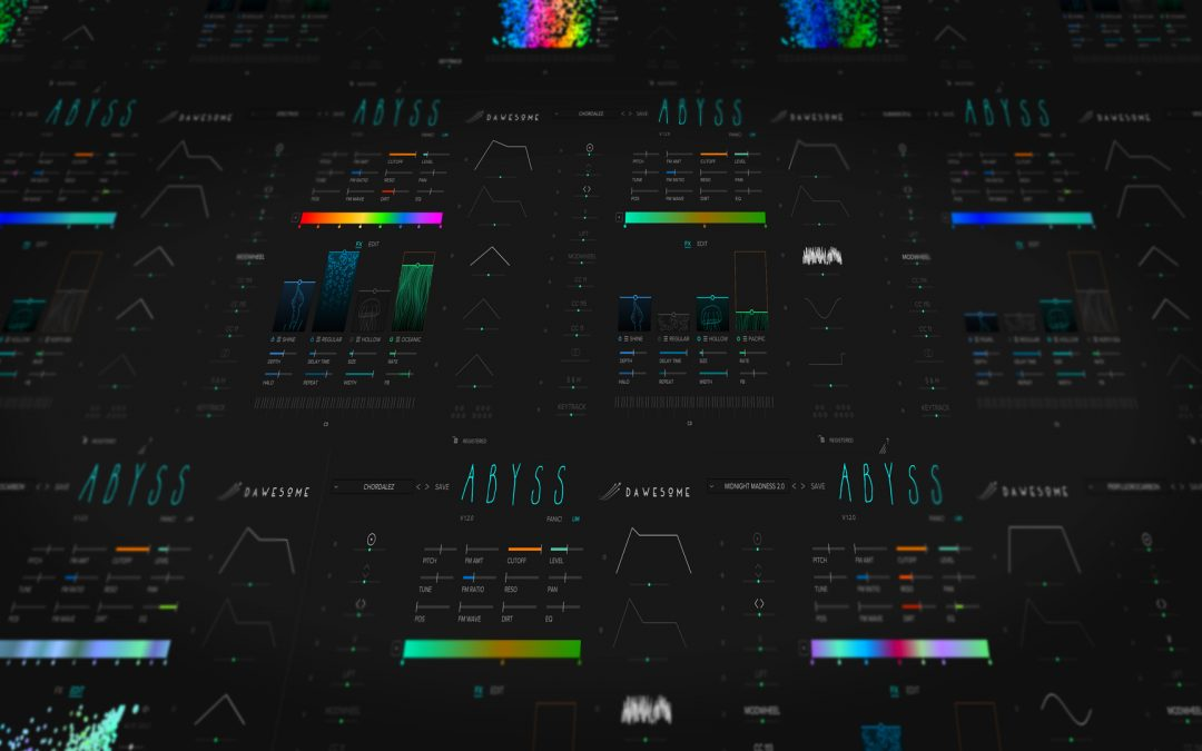 Tracktions Synthesizer Abyss – großes Free-Upgrade 1.2