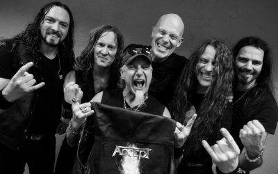 ACCEPT – Metal-Teutonen touren ab dem 15.01.2022 in Europa