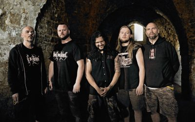 """BLOOD RED THRONE – """"Imperial Congregation"""""""