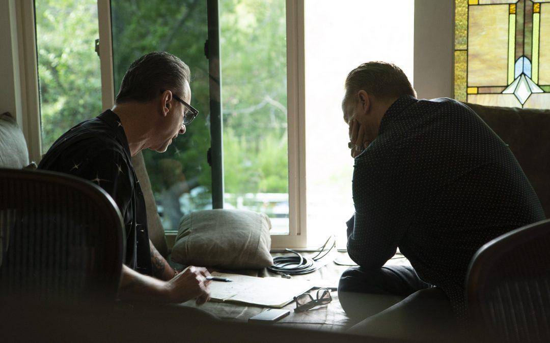 Dave Gahan & Soulsavers veröffentlichen Trailer zum kommenden Album IMPOSTER