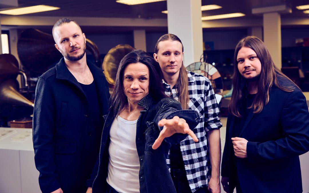 """SONS OF SOUNDS stellen die dritte Single """"Wolfskind"""" vom kommenden Album """"Soundphonia"""" vor"""