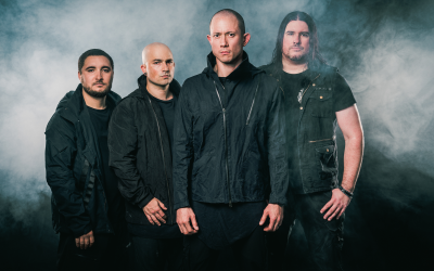 """TRIVIUM –""""In The Court of The Dragon"""""""