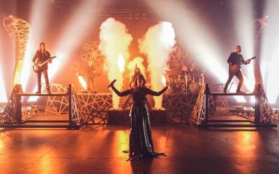 EPICA enthüllen Live-Musikvideo zu 'The Skeleton Key (Ωmega Alive)'