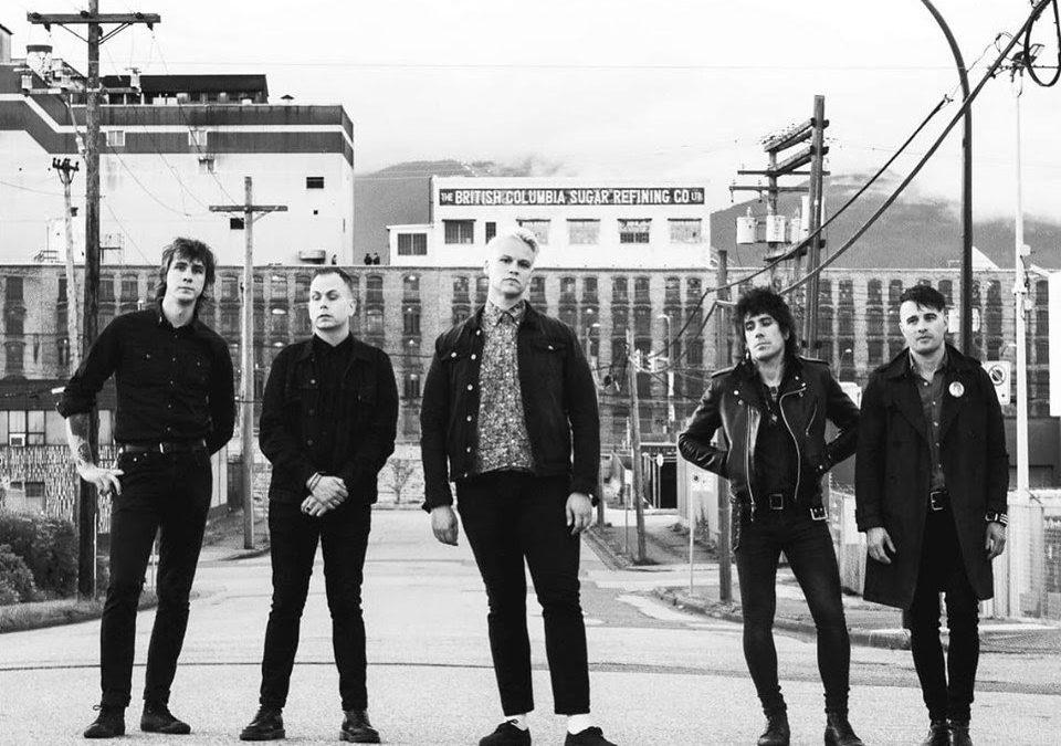 """Die Post-Punks SPECTRES aus Vancouver veröffentlichen ihre neue Single """"To the Victor"""""""
